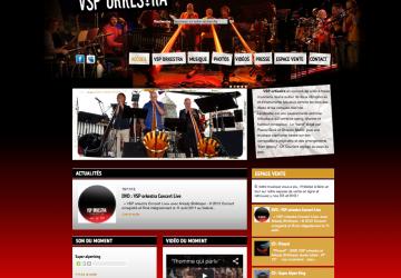 VSP Orkestra : Accueil