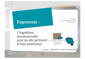 Ergonomie : l'ingrédient incontournable pour un site pertinent et bien positionné