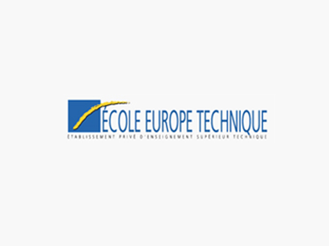 Logo École Europe Technique